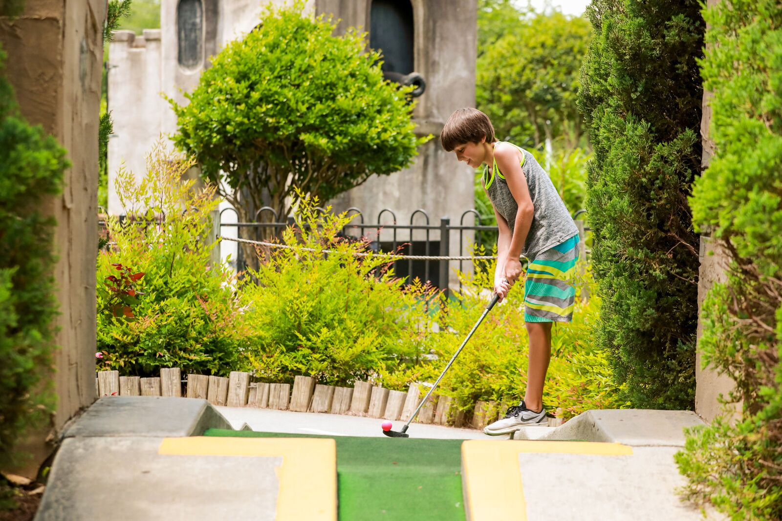 Palm Springs Best Miniature Golf Course