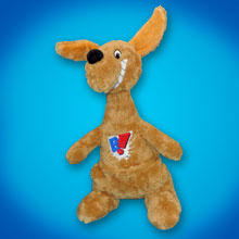 "NEW! 16"" Kangaroo Plush"