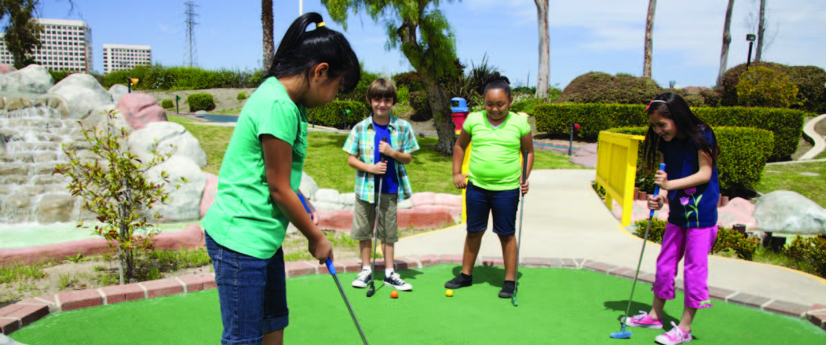 Golf, Go Karts, Games, & More!